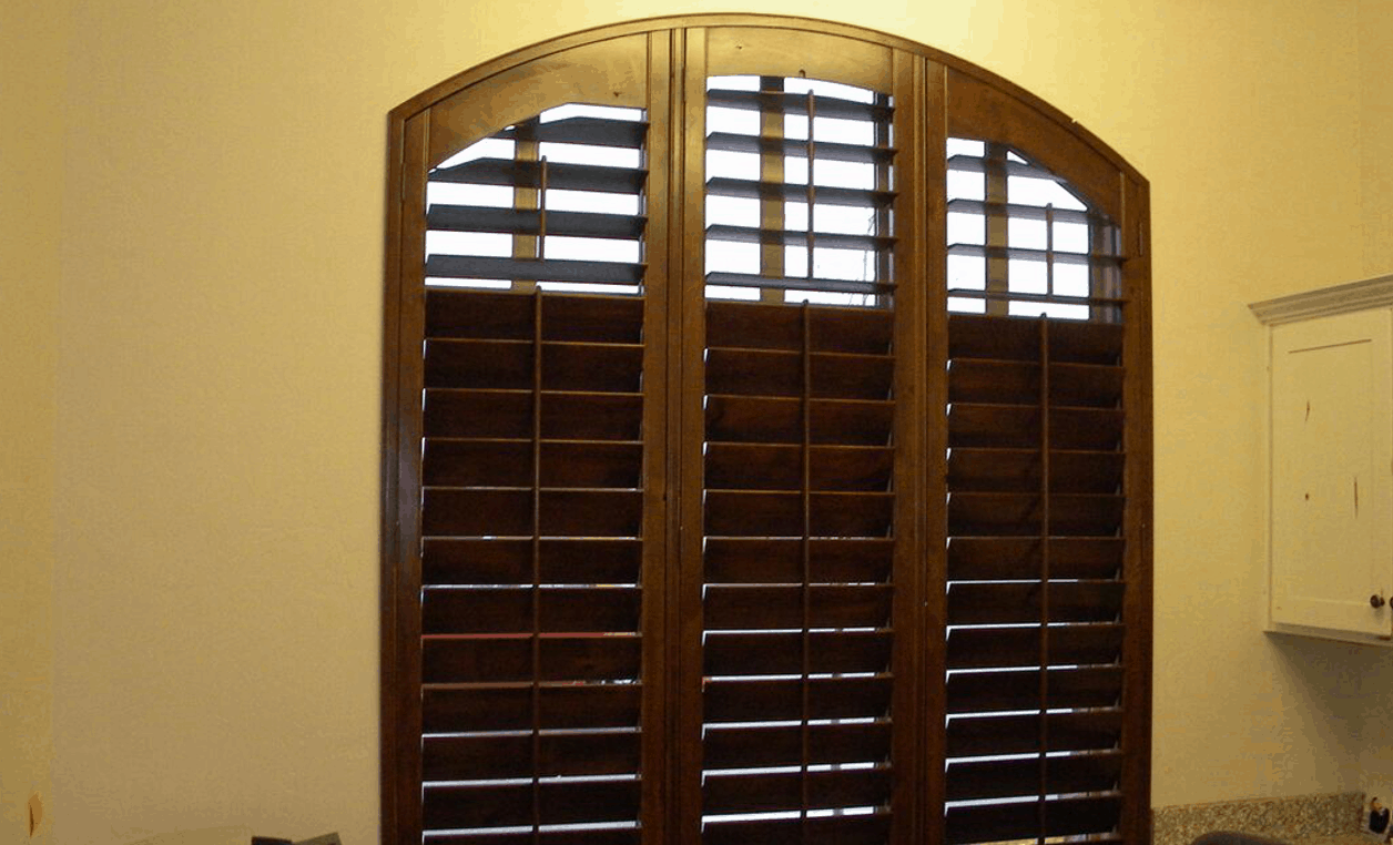 Mill Creek Shutters Custom Wooden Arch
