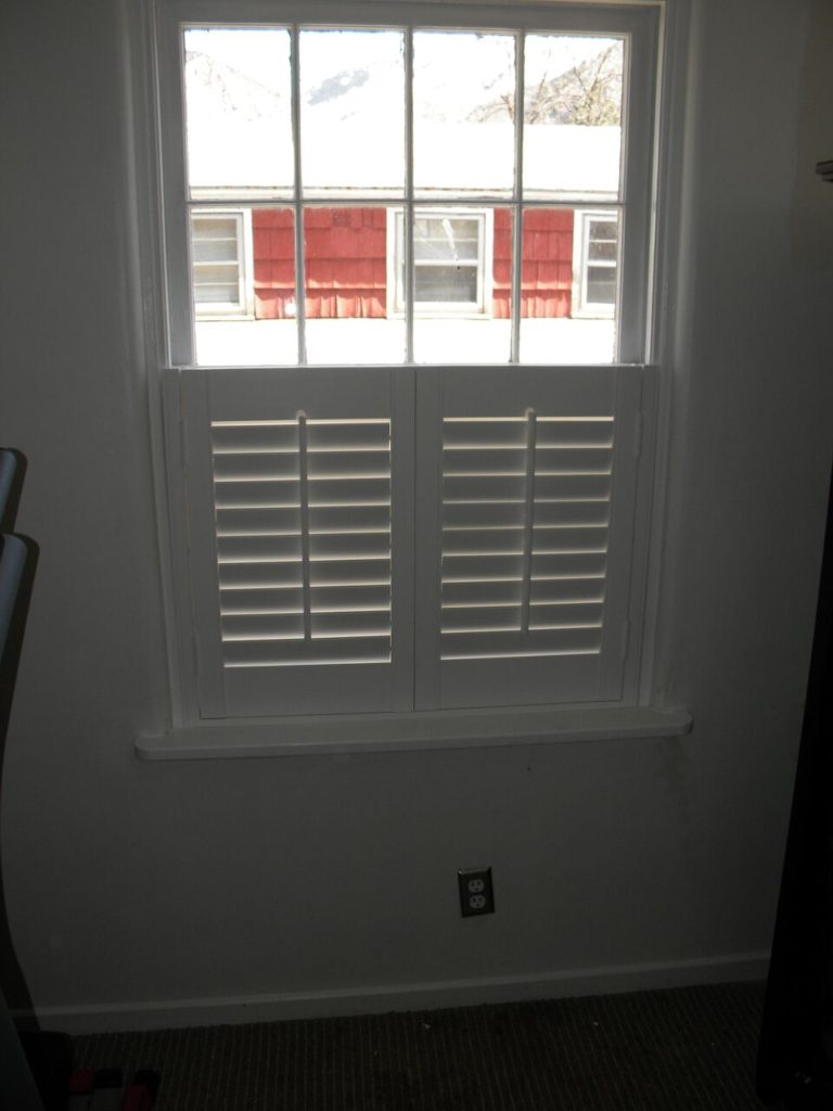 Mill Creek Custom Shutters