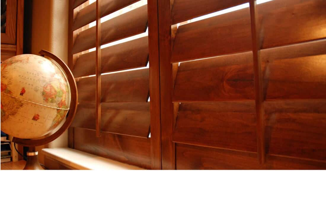 Mill Creek Shutters Custom Shutter
